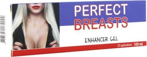 Гель для быстрого увеличения груди perfect breasts enhancer gel 100 мл, фото 6