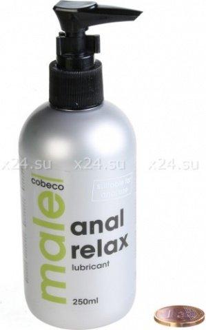 Универсальный любрикант с пролонгирующим и обезболивающим эффектом Anal Relax, фото 2
