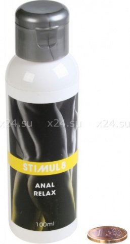 Анальная расслабляющая смазка на водной основе Anal Relax