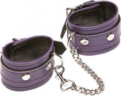 Наручи x-play love chain wrist cuffs purple 2070xp