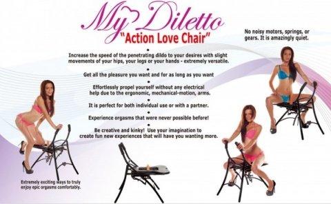 Секс-тренажер My Diletto