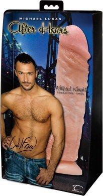 Фаллоимитатор порно актера wilfried khight 20 см х 4.5 см, фото 2