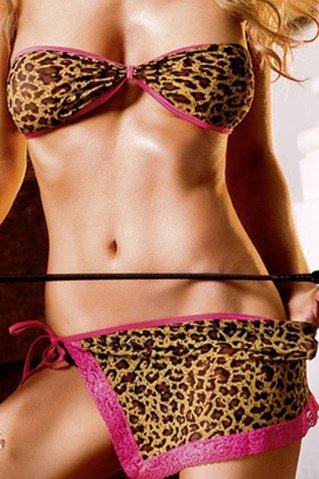 Комплект леопардовый