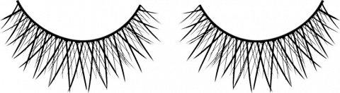 Ресницы чрные накладные Deluxe, фото 4