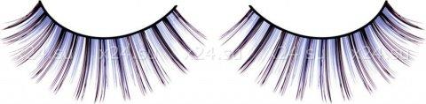 Ресницы сине-черные, фото 4