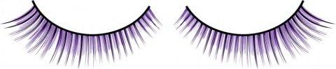 Ресницы черно-фиолетовые, фото 6