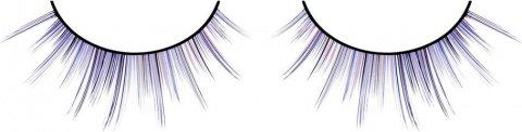 Ресницы фиолетовые накладные Deluxe, фото 6
