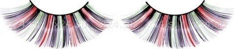Ресницы цветные длинные, фото 4