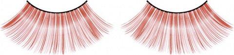 Ресницы красные длинные, фото 2