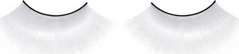 Ресницы белые длинные, фото 6