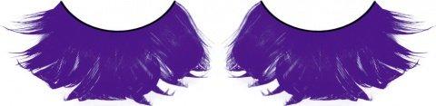 Ресницы голубые перья (большое фото 2) > Интернет секс шоп Мир Оргазма