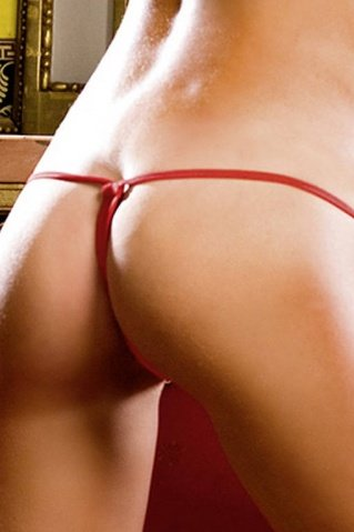 NeonBarock Трусики женские (42-46), красный, фото 2