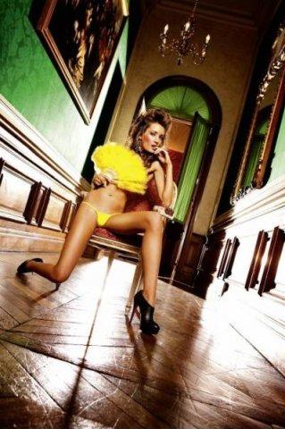 NeonBarock Трусики женские (42-46), желтый, фото 5