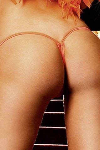 NeonBarock Трусики женские (42-46), оранжевый, фото 5
