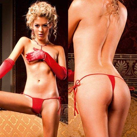 NeonBarock Трусики женские (42-46), красный, фото 3