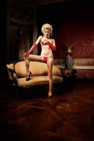 NeonBarock Трусики женские (42-46), красный, фото 5