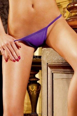 NeonBarock Трусики женские (42-46), фиолетовый, фото 2