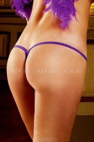 NeonBarock Трусики женские (42-46), фиолетовый