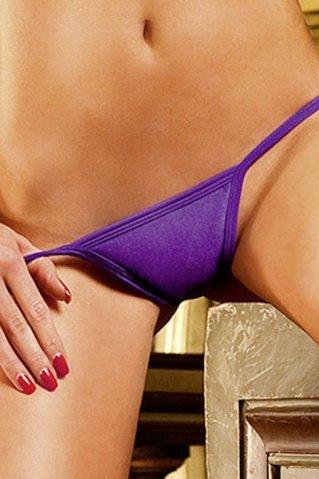 NeonBarock Трусики женские (42-46), фиолетовый, фото 3