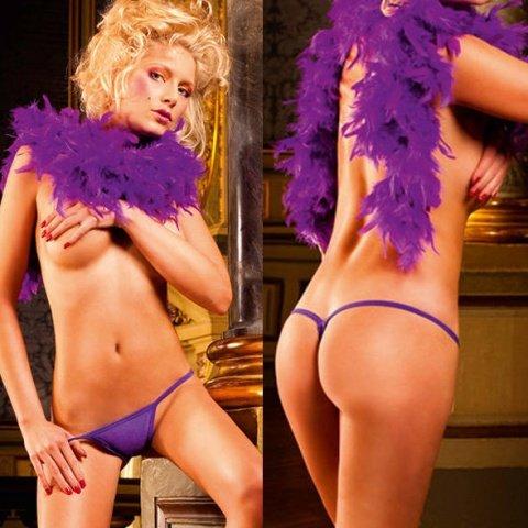 NeonBarock Трусики женские (42-46), фиолетовый, фото 5