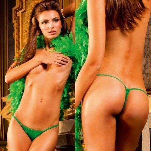 NeonBarock Трусики женские (42-46), зеленый, фото 4