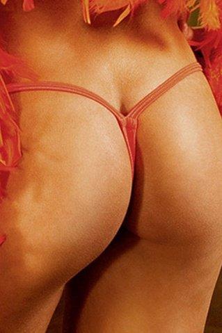 NeonBarock Трусики женские (42-46), оранжевый, фото 2