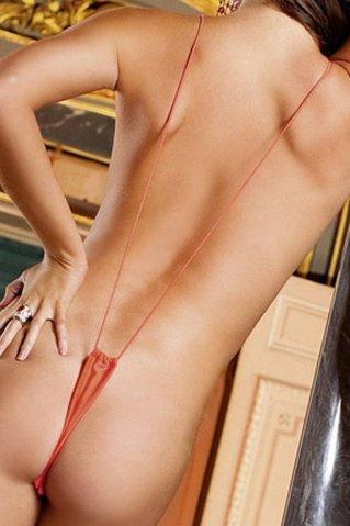 NeonBarock Трусики женские (42-46), оранжевый, фото 3