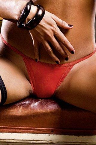 Mafia Трусики женские , красный, фото 2