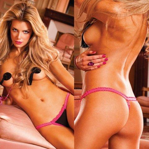 Barbie Трусики женские , черный/розовый, фото 4