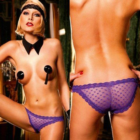 Mafia Трусики женские , фиолетовый, фото 4