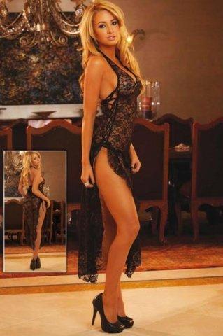 Сексапильное женственное платье (большое фото) > Секс-шоп Мир Оргазма