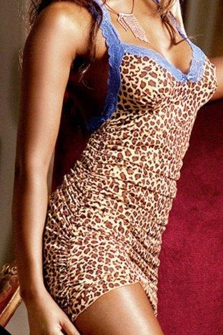 Animal Мини-платье (42-46), леопард, фото 3