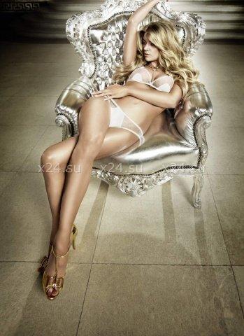 Back in Heaven Комплект бикини белый из тюлевой ткани в точечку и матовыми аппликациями, фото 4