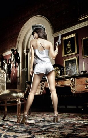 Комплект Agent Of Love: комплект белья (большое фото 2) > Секс-шоп Мир Оргазма