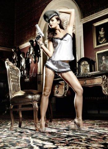 Комплект Agent Of Love: комплект белья (большое фото 4) > Секс-шоп Мир Оргазма