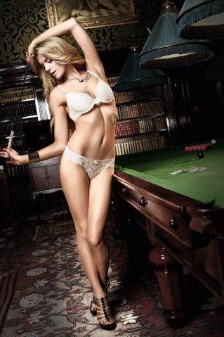Agent Of Love Бюстгальтер цвета слоновой кости с кружевными элементами, мягкими чашечками (большое фото 4) > Интернет секс шоп Мир Оргазма