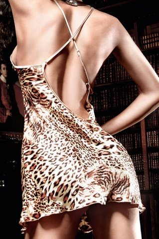 Комплект Beauty Inside The Beast: мини-платье, фото 4