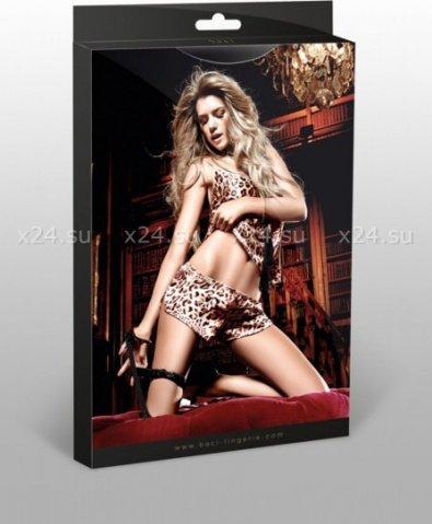Комплект Beauty Inside The Beast (большое фото 6) > Секс шоп Мир Оргазма