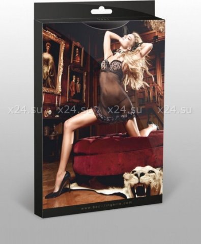 Beauty Inside The Beast: мини-платье (большое фото 6) > Секс-шоп Мир Оргазма
