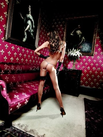Dolce Vita Комплект бикини антрацитовый с цветочной вышивкой, фото 2