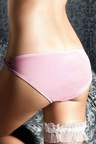 Dolce Vita Трусики розовые с кружевными краями, фото 3