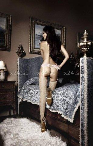 Dolce Vita G-Стринги розовая подвязка для чулков, фото 3