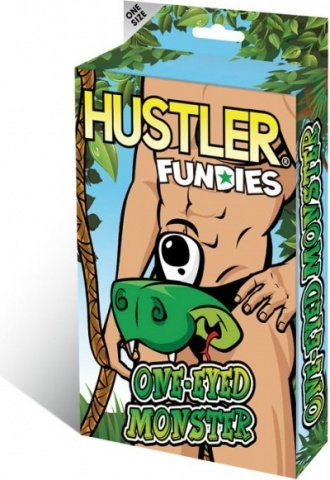 Мужские g-стринги одноглазый змей hustler fundies, фото 3