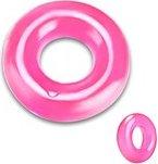 Плотное толстое розовое кольцо на пенис - Секс шоп Мир Оргазма