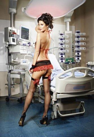Знойная медсестра, фото 2