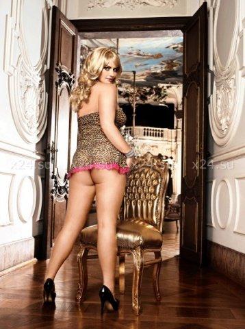 Мини-платье леопардовое, фото 2