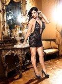 Мини платье ажурное | Мини платья | Интернет секс шоп Мир Оргазма