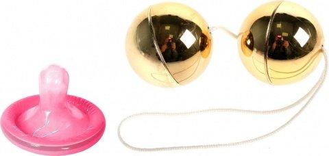 Вагинальные шарики Vibrotone Duo Balls