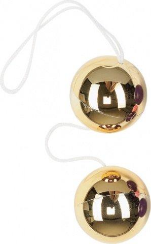Вагинальные шарики Vibrotone Duo Balls, фото 4