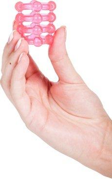 Роз насадка на тело фаллоса силикон, фото 2